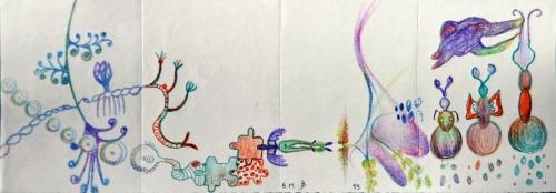 Sans titre 2, (frise cadavre exquis), BM et P Simkova, 1999 (2).jpg