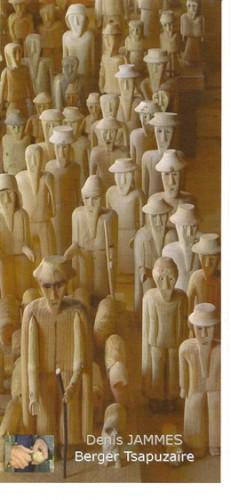 Expo DenisJammes au musée des Amoureux d'Angélique, Le Carla-Bayle, 2009.jpg