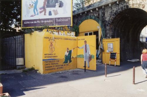 Y a bon phone, rue de flandres (à l'époque), vue générale 2003.jpg
