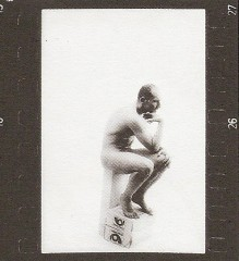 Lubos Plny de Rodin (en penseur de Rodin),Série des Actes, négatif de Frantisek Vanasek, expo Anatomia metamorphosis che ABCD en 2009.jpg