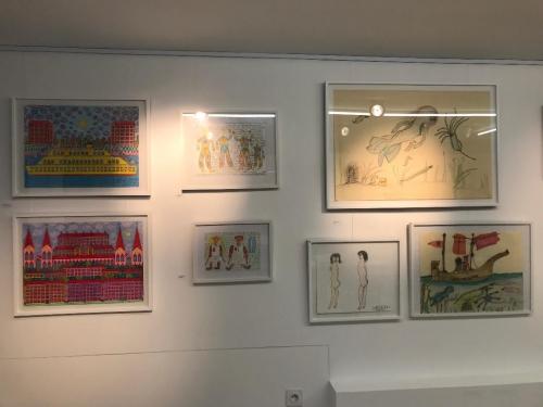 Yves elléouët, galerie plein-jour, gallery of everything, janet sobel,