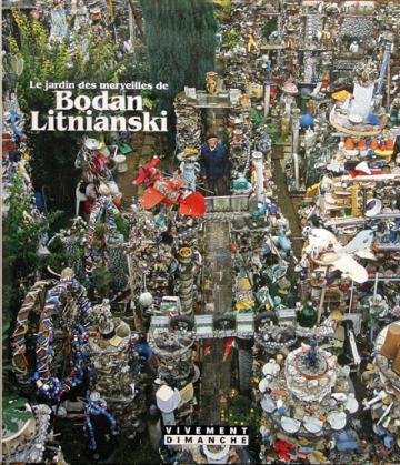 Le jardin des merveilles de Bohdan Litnianski, éd.Vivement dimanche, 2004.jpg