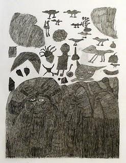 André,Sans titre,sans date,crayon,65x50cm, Blog La Passerelle.jpg