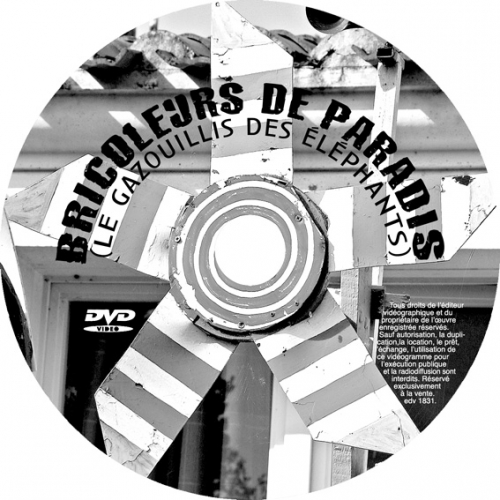 bruno montpied,remy ricordeau,eloge des jardins anarchiques,bricoleurs de paradis,environnements spontans,art sans artistes,muse d'art naf et singulier de laval