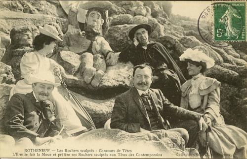 L'abbé grimace, carte postale, coll BM.jpg