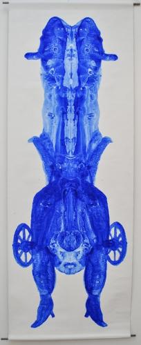 Série Homo Rorschachiens à roulettes (2), expo St-Ouen.jpg