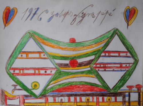 Pépé-Vignes,-(Joseph, dit Pépé, Vignes),-tonneau, crayons de couleur, 1976 (2).jpg