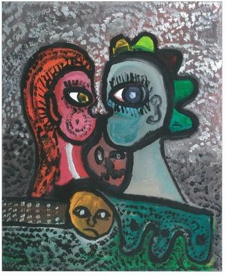 Jacques reumeau, art singulier, musée d'art naïf et d'art singulier de laval, jean-louis cerisier,