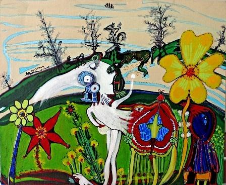 Tableau 8F, Le pont des fées,  2003 (2).jpg