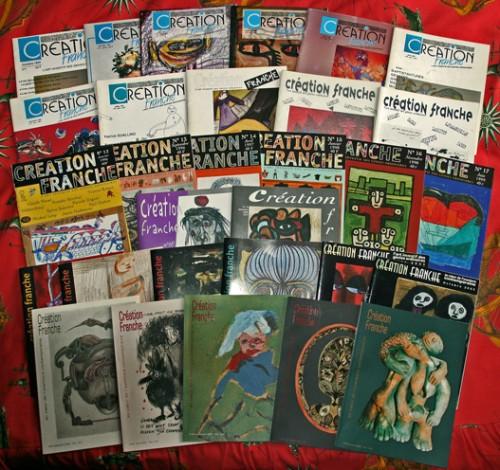 Création-Franche,-les-30-numéros, 1990-2009.jpg