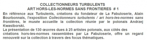 Collectionneurs turbulents, laïus.JPG