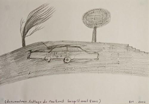 Frottage à la mine de plomb,Bruno Montpied, 2002 .jpg