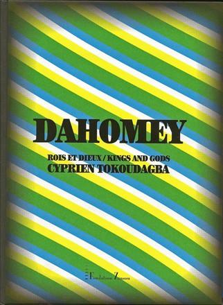 Couverture du livre sur Cyprien Tokoudagba édité par la Fondation Zinsou, 2006.jpg